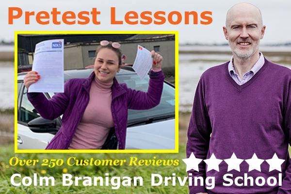 pretest driving lessons