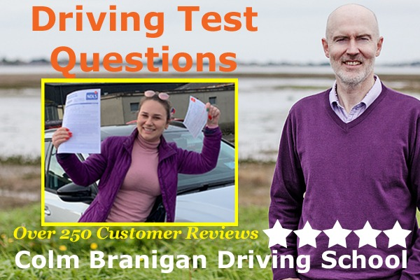 driving test questions